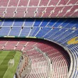Camp Nou stadium, Barcelona — Stock Photo