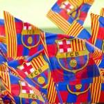 Постер, плакат: FC Barcelona supporters