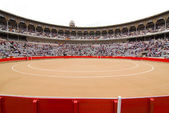 La Monumental Bullring, Barcelona — Stock Photo