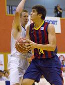 Marko Todorovic of FC Barcelona — Stock Photo