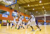 Basketball match Barcelona vs Joventut — Stock Photo