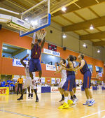 Joey Dorsey of FC Barcelona — Foto de Stock