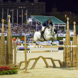 CSIO Longines Cup of the City of Barcelona — 图库照片
