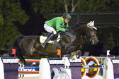 CSIO Longines Cup of the City of Barcelona — Stock Photo