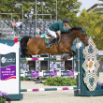 Постер, плакат: CSIO Horse Jumping Furusiyya Nations Cup