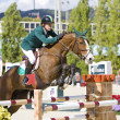 Stock Photo: CSIO - FurusiyyFEI Nations Cup Horse Jumping Final