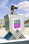 Csio - кубок наций furusiyya трофей — Стоковое фото