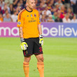 Christian Abbiati of Milan — Stock Photo