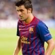 David Villa — Stock Photo