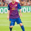 Lionel Messi in action — Stock Photo #33607717