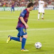 Lionel Messi in action — Stock Photo #33608865