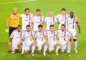 AC Milan team — Stock Photo