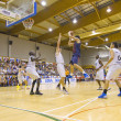 match de basket — Photo