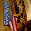 Foto Stock: Church of Our Saviour, NY