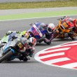 Stock Photo: Moto 2 race