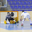 Roller hockey — Foto de Stock