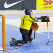 Roller hockey — Stock Photo