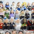 Caganers at SantLluciFair, Barcelona — Stock Photo #36533799
