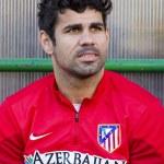 Diego Costa of Atletico de Madrid — Stock Photo #36937351