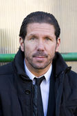 Diego Simeone of Atletico de Madrid — Foto Stock