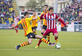 Oliver Torres of Atletico de Madrid — Stock Photo