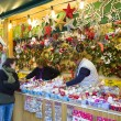 Stock Photo: Christmas fair in Barcelona