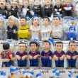 Caganers in SantLluciFair, Barcelona — Stock Photo #37071767