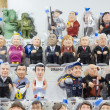 Caganers in SantLluciFair, Barcelona — Stock Photo #37072345