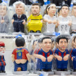 Caganers in SantLluciFair, Barcelona — Stock Photo #37073503