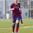 FC Barcelonwomen's football match — Stock Photo #37696373