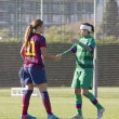 FC Barcelonwomen's football match — Stock Photo #37697595