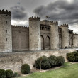 Stock Photo: AljaferiPalace, Zaragoza