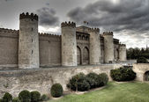 Aljaferia Palace, Zaragoza — Stock Photo