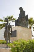 Camaron de la Isla statue — 图库照片