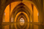 Alcázar von sevilla — Stockfoto