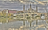 Zaragoza, Spain — Stock Photo