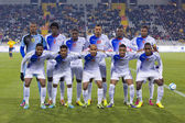 Cape Verde National Soccer team — Stock Photo