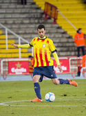 Sergio Busquets - Catalonia National Team — Stock fotografie