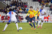 Cesc Fabregas - Catalonia National Team — Stock fotografie