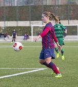 Jelena Cankovic of FC Barcelona — Stock Photo