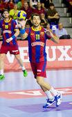 Dani Sarmiento of FC Barcelona — Photo
