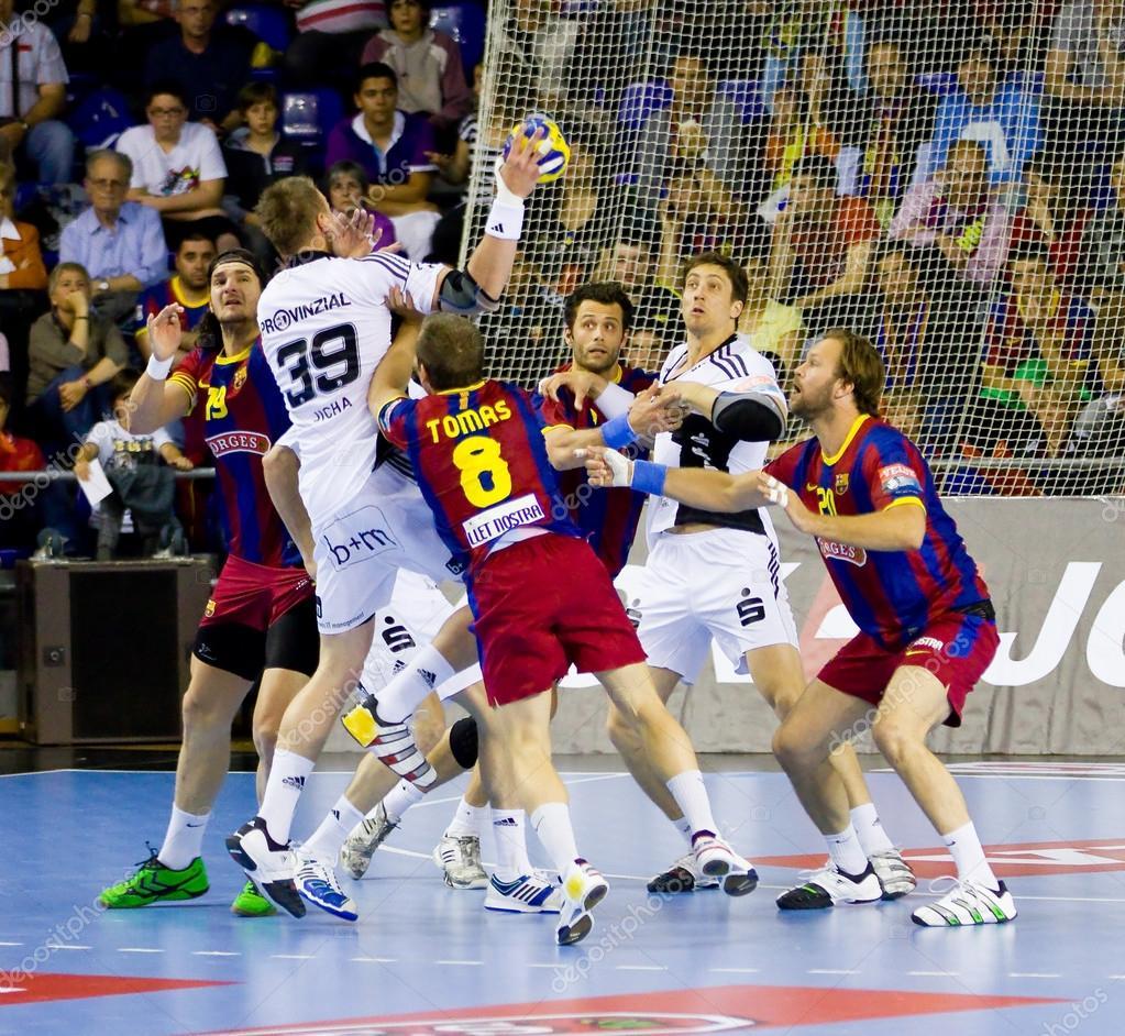 Handball Kiel Barcelona