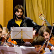 Stock Photo: Young orchestra