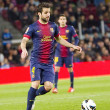 Stock Photo: Fabregas of FC Barcelona