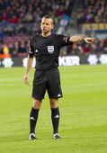 Referee — Foto de Stock