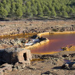 Stock Photo: Rio Tinto, Spain