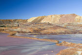 Rio Tinto, Spain — Stock Photo