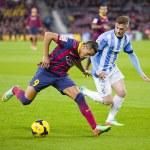 Alexis Sanchez of FC Barcelona — Stock Photo #39922807