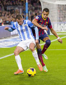 Alexis Sanchez of FC Barcelona — Stock Photo