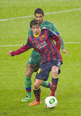 Sergi Roberto of FC Barcelona — Stock Photo